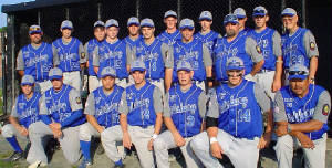 Post 64 Blue Sox - 2006