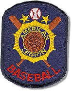 The American Legion Baseball Patch